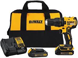 DEWALT 20V MAX Cordless Drill / Driver Kit ... - Amazon.com