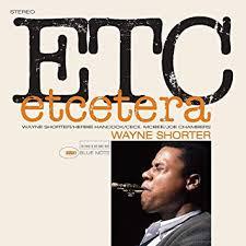 <b>Wayne Shorter</b> - <b>Etcetera</b> [LP] - Amazon.com Music