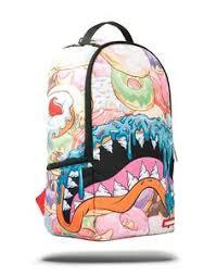DONUT SHARK DLX | <b>Sprayground</b> Backpacks, Bags, and ...