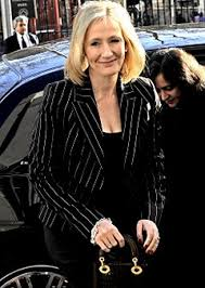 j k rowling near tears in fight to halt harry potter guide ny j k rowling arriving monday at manhattan federal court