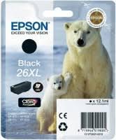 <b>Epson 26XL</b> BK C13T26214010 – купить <b>картридж</b>, сравнение ...