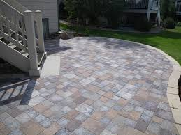 backyard patio ideas pictures paver