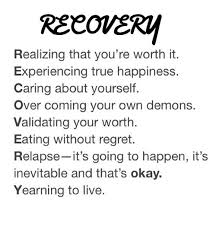 Quotes About Recovery. QuotesGram via Relatably.com