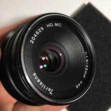 <b>Объектив 7artisans 25mm f/1.8</b> Fuji X – купить в Москве, цена 4 ...