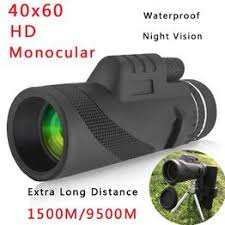 40x60 HD Protable Monoculars Telescope High Powered ... - Vova