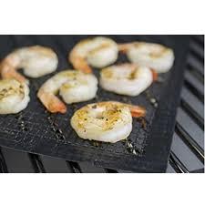 Ingeniously 3Pcs <b>Non Stick BBQ Grill</b> Mesh <b>Mat Heat Resistance</b> ...