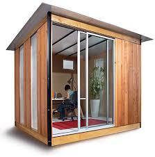metroshed backyard home office pod