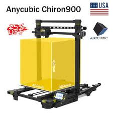 ANYCUBIC Chiron900 3D <b>Printer</b> Auto-level <b>Dual Z</b>-Axis <b>Large</b> 400 ...
