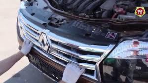 Инструкция по установке сетки на <b>решетку радиатора</b> Renault ...