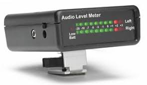 Image result for audio meter