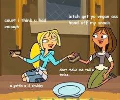 total drama meme | Tumblr via Relatably.com