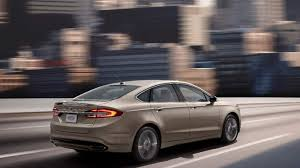 Tired of Traffic? <b>New</b> Ford Fusion Offers Technology to Make the <b>Car</b> ...