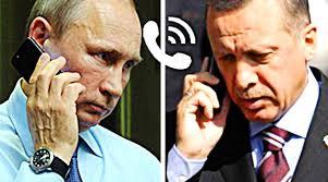 Путин поговорил по телефону с Эрдоганом в связи с убийством российского посла в Анкаре, - Reuters - Цензор.НЕТ 5375