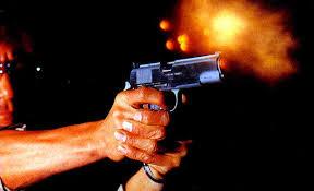 Resultado de imagen para armas de fuego criminalistica DISPARANDO