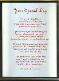 25th Wedding Anniversary Poems | Wedding Ideas Street via Relatably.com
