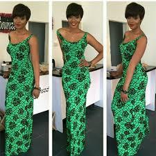 Image result for ebube nwagbo ankara style