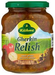 Соус <b>Kuhne</b> Relish с <b>огурцами</b>, 350 г — купить по выгодной цене ...