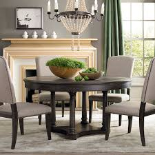 oval kitchen tables set