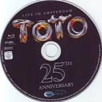 25th Anniversary: Live in Amsterdam [DVD & CD]