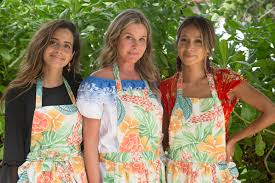 <b>AERIN Lauder's Hibiscus Palm</b> and Tulum Trip | Nordstrom Fashion ...