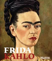 frida kahlo retrospective prestel publishing hardcover cover