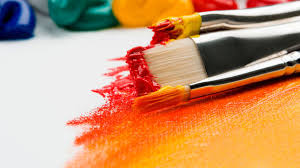 <b>Canvas painting</b> for beginners: Top tips | Creative Bloq