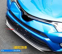 Car styling high quality <b>stainless</b> steel <b>Front Rear Bumper</b> Cover ...