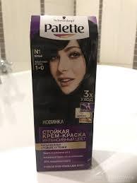 Стойкая <b>крем</b>-<b>краска PALETTE</b> Intensive Color