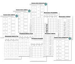 Dice & Domino Math Fun! - Confessions of a Homeschoolerpromo