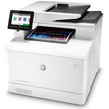 <b>МФУ HP Color LaserJet</b> Pro M479dw (W1A77A)