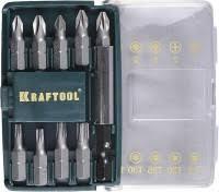 <b>KRAFTOOL</b> 26130-<b>H10</b> – купить <b>биты</b> / торцевые головки ...