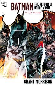 O Retorno de Bruce Wayne, a efemeridade das mortes nos quadrinhos.