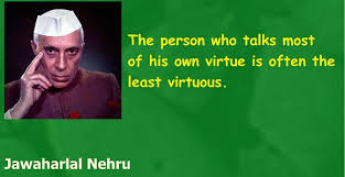 jawaharlal nehru chacha best famous quotes for children    s day    jawaharlal nehru chacha famous best quotes for childrens day speech essay competitiions ignorance