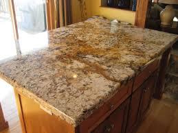 island kitchen design granite photo