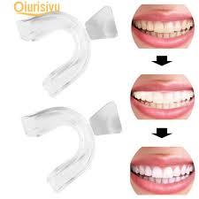 <b>2Pcs Food Grade Silicone</b> Thermoform Teeth Tray-buy at a low ...