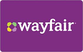 Buy Wayfair Gift Cards with Bitcoin