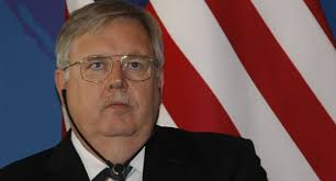 John Tefft is being considered to be appointed as the U.S. Ambassador to Russia. 26 February 11:36 - rusetshi%2520ashshis%2520elchis%2520tanamdebobaze%2520jon%2520teftis%2520kandidatura%2520ganikhileba%25205575