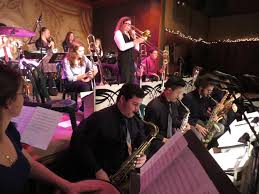the mustang jazz ensemble performs at famous venue close