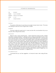 4 example of business memo housekeeper checklist example of business memo business memo example 1997653 png