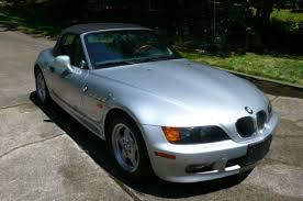 4usch7325tlb68812 1996 bmw z3 roadster 35475 original miles arctic silver black leather 5 speed bmw z3 1996 5 bmw z3