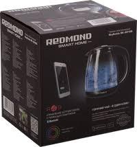 <b>Чайник REDMOND</b> стеклянный <b>SkyKettle RK</b>-<b>G210S</b> – купить в ...