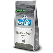 <b>Сухой корм</b> для котов <b>Farmina Vet</b> Life Neutered Male, для ...
