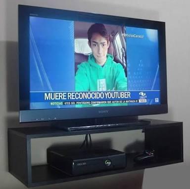 Muere él reconocido youtuber