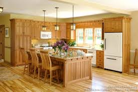 kitchen design cabinets traditional light: traditional light wood kitchen kitchen cabinets traditional light wood  cpa craftsman island seating pendant lights