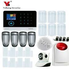 <b>YobangSecurity Wireless</b> Home <b>Security System Wifi</b> GSM GPRS ...