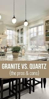 granite vs quartz countertops learn the pros and cons home quartz countertops learn the pros and cons home interiordesign