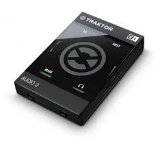 2-канальный <b>аудиоинтерфейс</b> для DJ <b>Native Instruments</b> Traktor ...