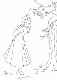 Small Picture Sleeping beauty Coloring Pages Coloringpages1001com