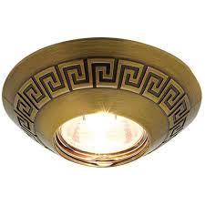 Встраиваемый <b>светильник Ambrella light</b> Desing D1158 SB ...