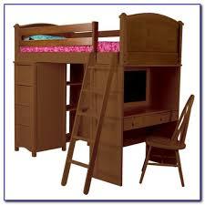 bunk bed desk combo nz bed desk dresser combo home